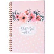 Stille Zeit mit Dir - Notizbuch (Blumen)