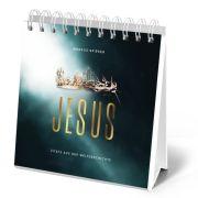 Jesus. Zitate aus der Weltgeschichte - Aufstellbuch