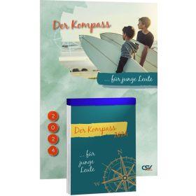 Der Kompass - Abreißkalender 2019